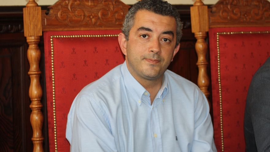 Víctor Francisco, primer teniente alcalde y concejal de Urbanismo y Vivienda de Santa Cruz de La Palma.