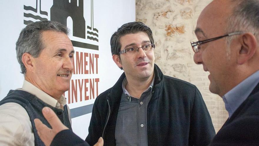 Ontinyent Manuel Ruiz Jorge Rodríguez Joan Francés