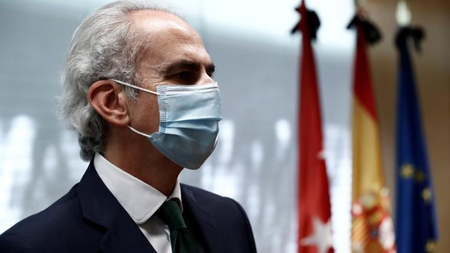 Madrid destaca que Sanidad ha valorado su trabajo para pasar a la fase 2