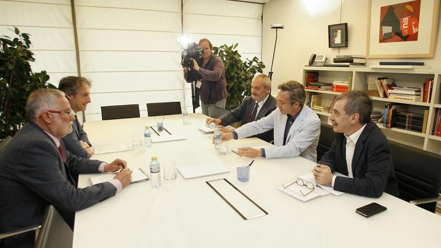 En encuentro se ha celebrado este jueves en Madrid.