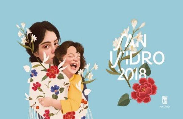 Cartel Fiestas San Isidro 2018