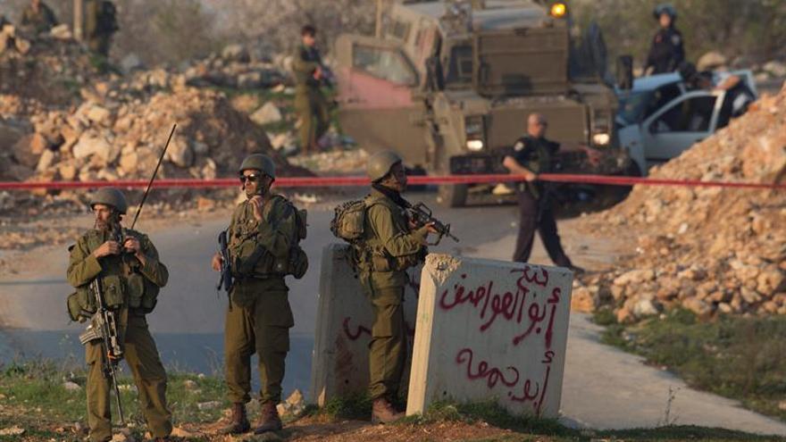 Palestina muerta por fuego israelí tras un intento de ataque en Cisjordania
