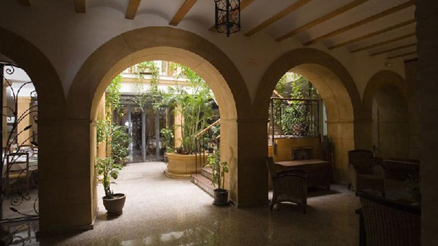Hotel Hospedería Bodas de Camacho en Munera (Albacete)