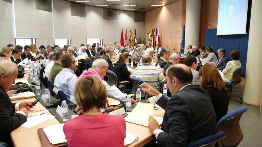 El Consejo del Agua del Ebro dio el visto bueno al nuevo Plan Hidrológico de la cuenca hace unos días. Foto: chebro.es