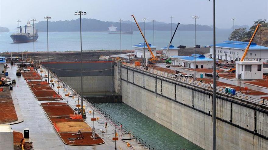 Sacyr defiende la capacidad e idoneidad de GUPC para ampliar el canal de Panamá