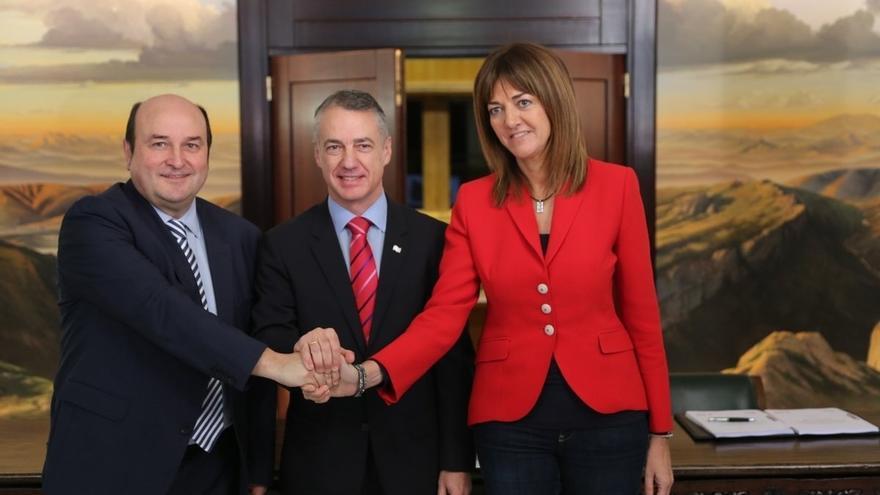 PNV y PSE confían en culminar la reforma del autogobierno vasco en esta legislatura