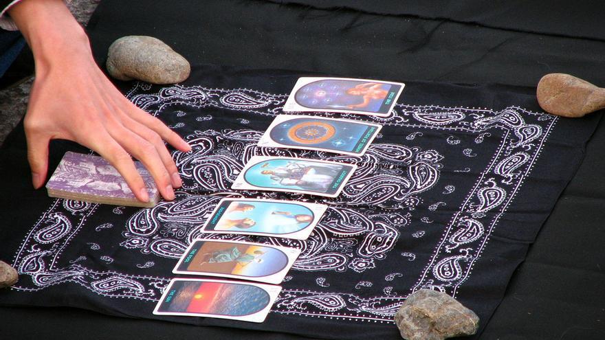 Cartas del tarot (Imagen: Chris Gladis | Flickr)