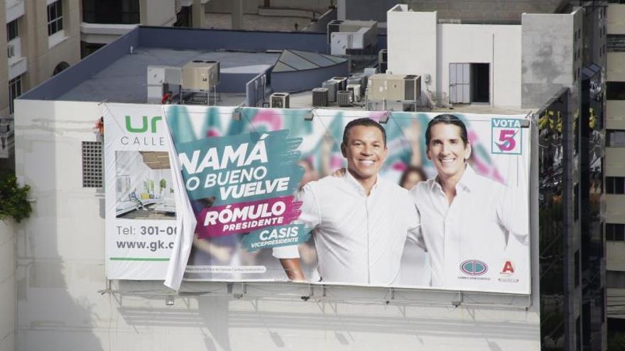 Panamá cierra la campaña electoral más corta y restrictiva de su historia