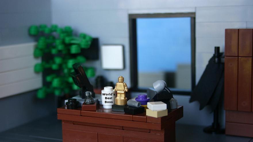 'BLARping': un juego de rol en vivo centrado en el ámbito empresarial (Foto: Ätic | Flickr)