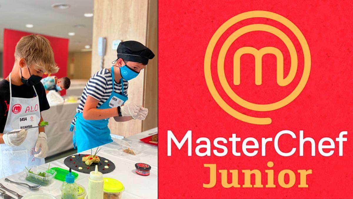 Casting de 'MasterChef Junior 9'