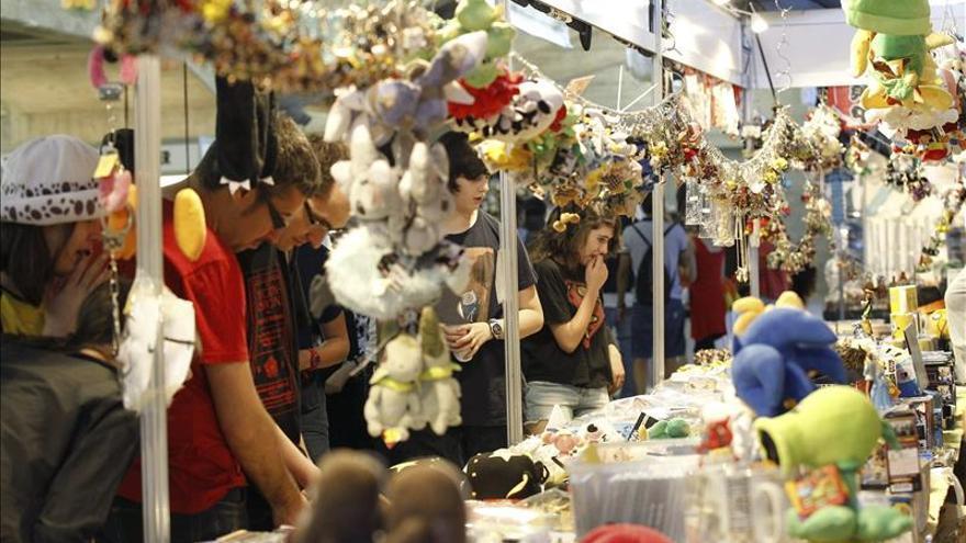 Expomanga 2015 cierra su decimocuarta edición con 46.213 visitantes