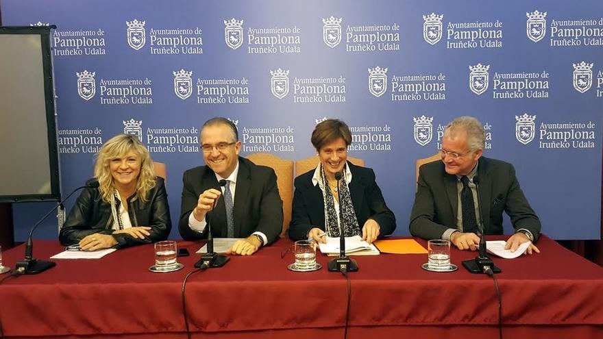"""UPN rechaza el proyecto de Presupuestos para Pamplona porque """"paralizan"""" la ciudad y """"engordan la administración"""""""