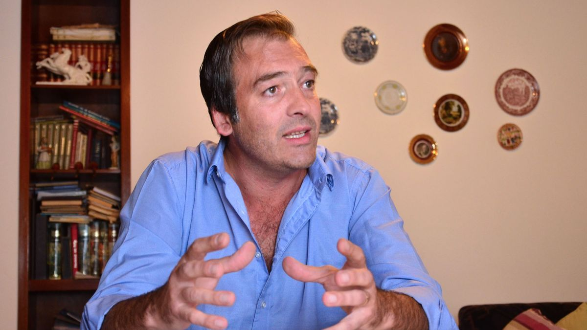 Martín Soria, nuevo ministro de justicia