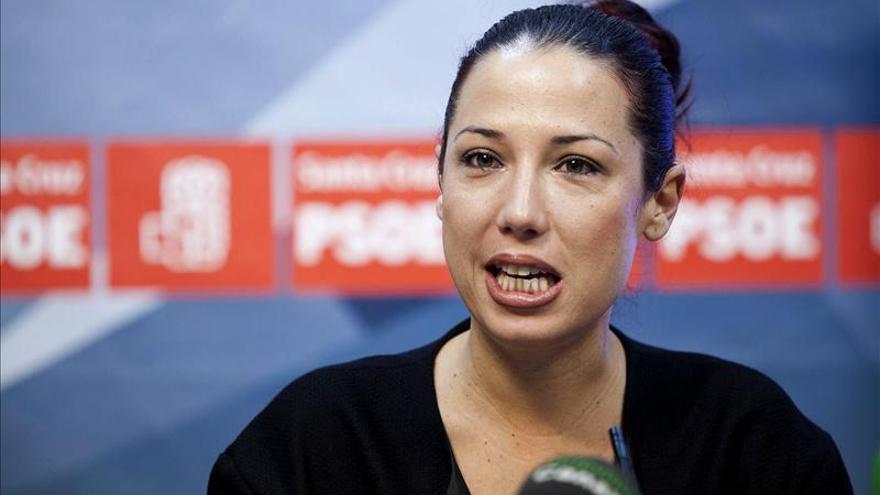 Patricia Hernández (PSOE) dice que la ley del aborto es inconstitucional