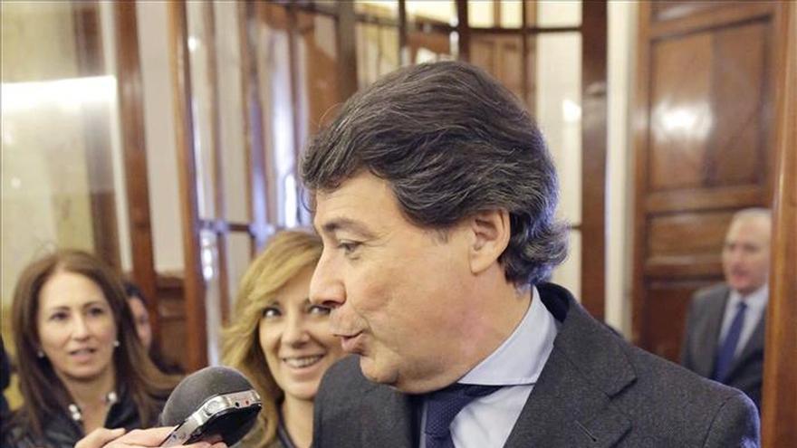 """Ignacio González valora el discurso de Rajoy alejado de """"falsas esperanzas"""""""