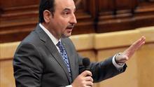 El consejero de Interior, Ramon Espadaler.