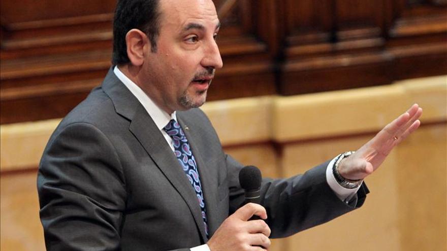 La Generalitat de Cataluña se muestra dispuesta a retirar las pelotas de goma