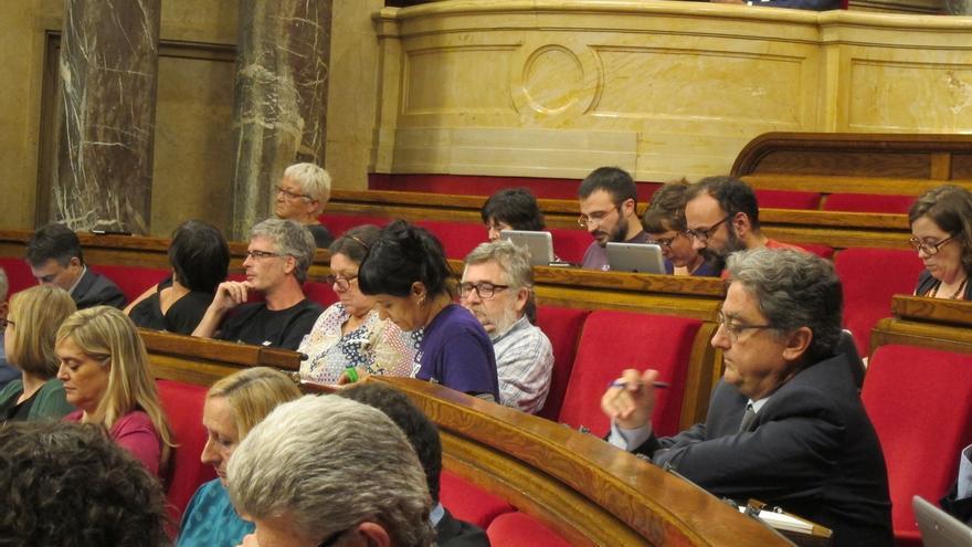 """La CUP exige al Gobierno catalán y a los Mossos """"no acatar"""" detenciones como la de la alcaldesa de Berga Montse Venturós"""