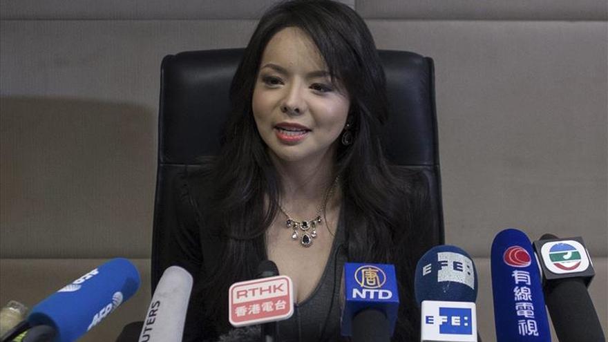 La aspirante a Miss Mundo de Canadá pide que se presione a China por negarle el visado