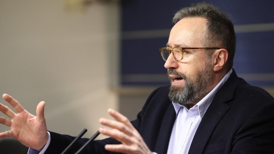 """Girauta, convencido de que Cataluña no tiene mejor posición en lectura en el informe PISA por la """"inmersión lingüística"""""""