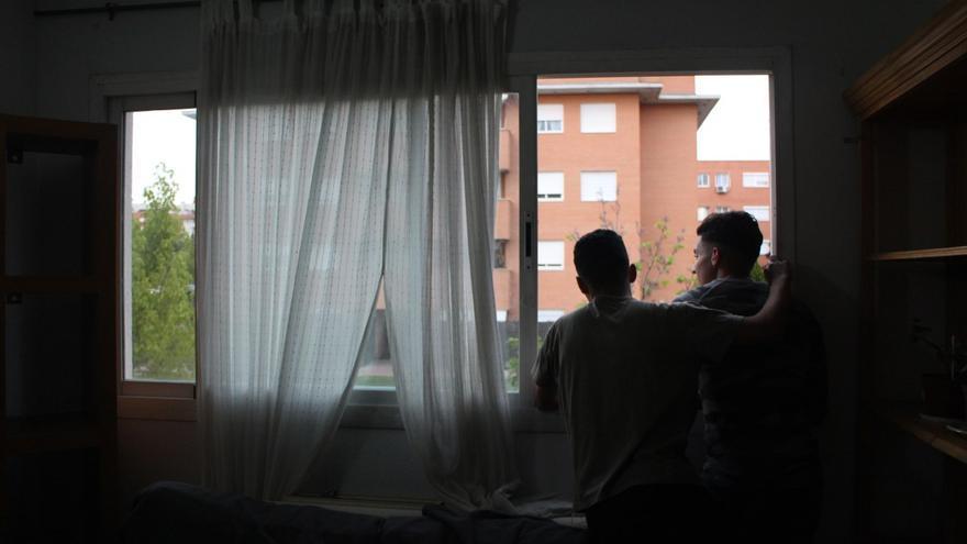 Redouan y Ahmed* fueron menores extranjeros no acompañados en España y ahora tratan de salir adelante en España tras cumplir los 18 años.