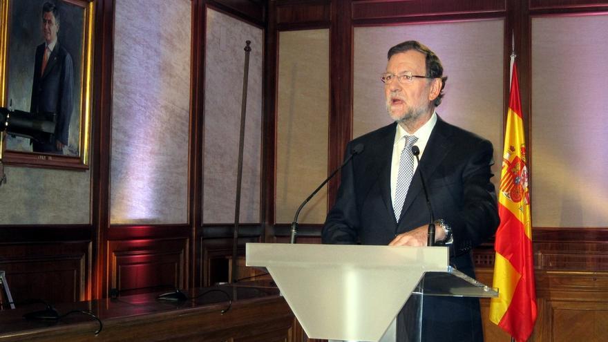 Declaración de Mariano Rajoy ante la aprobación de la resolución de ruptura con España del Parlament