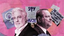 De Harvey Weinstein a Plácido Domingo: de cómo el mundo ha cambiado tras el estallido del #MeToo