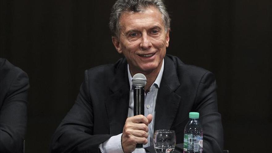 Macri dice que Cristina Fernández quiere salir por la puerta chica