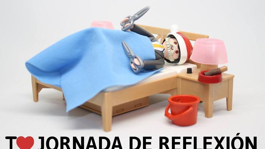 I love Jornada de Reflexión