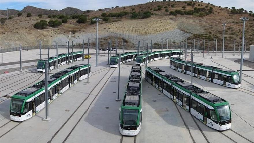 El metro de Málaga iniciará este miércoles su andadura tras más de 10 años de proyectos y obras
