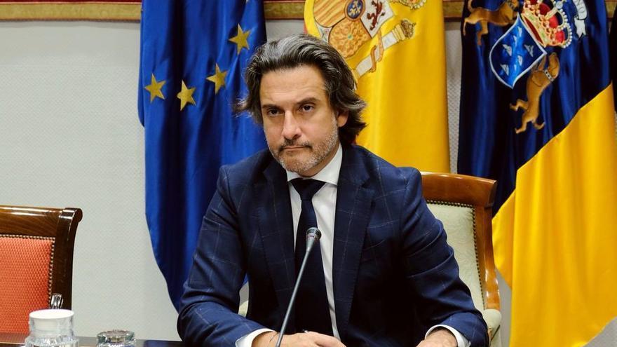 El secretario general de la Organización Mundial de Turismo visita este jueves el Parlamento de Canarias