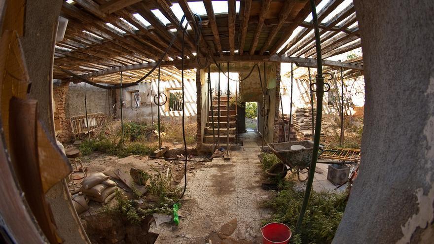 Lugares abandonados. Luipermom