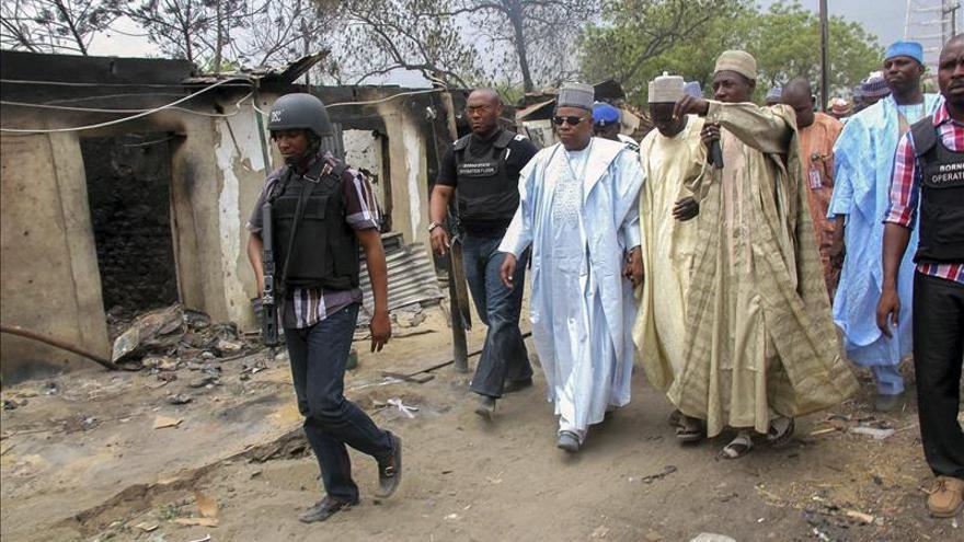 Nigeria anuncia un despliegue militar masivo contra el terrorismo islámico