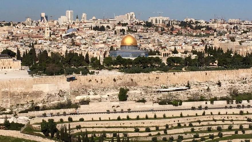 Sheikh Jarrah es crítico y central. Está en peligro la identidad árabe de Jerusalén