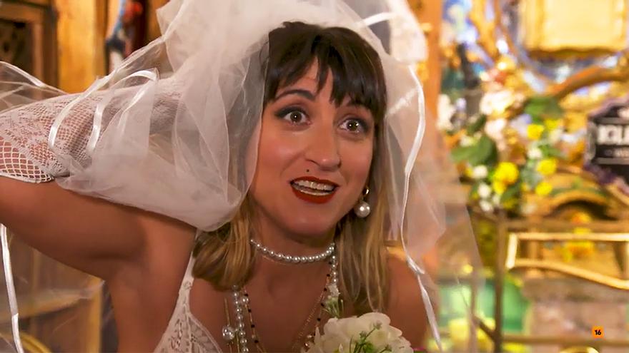 'Caramelo' resolvió con quién se iba a casar Susi y sorprendió a todos