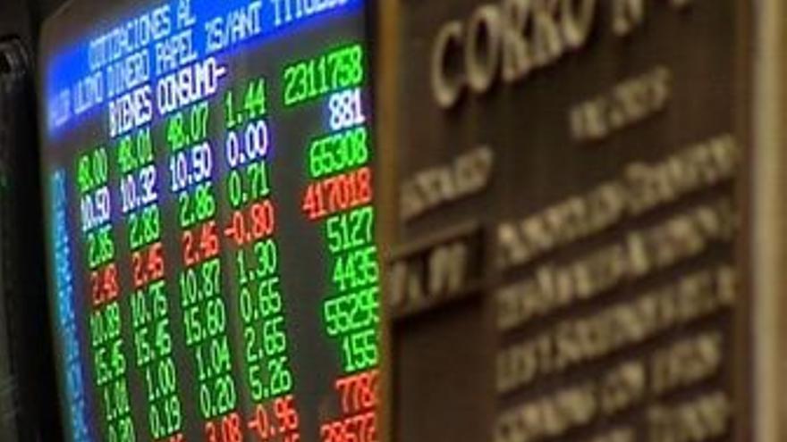 El Ibex 35 sube un 3,95% al cierre