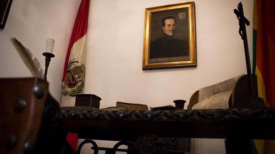 Despacho de Inca Garcilaso de la Vega.