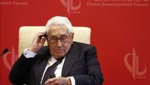 Imagen de archivo de Henry Kissinger