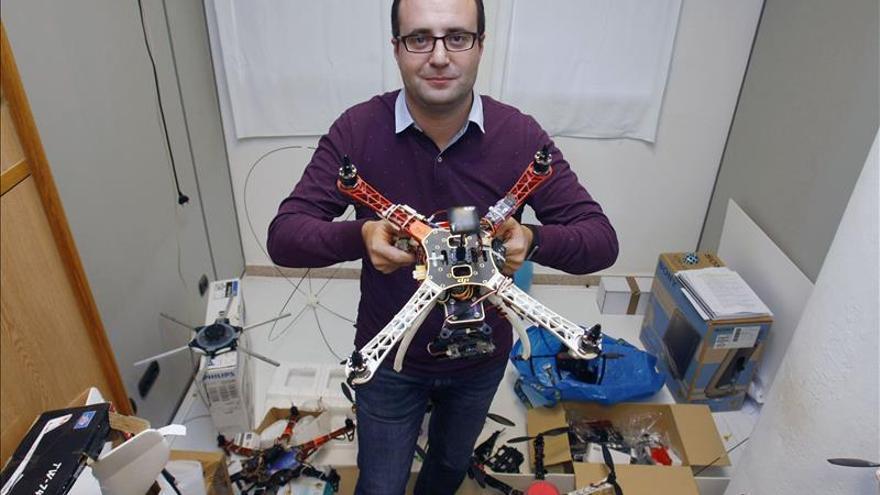Una segunda generación de drones: más autónomos y capaces de colaborar juntos