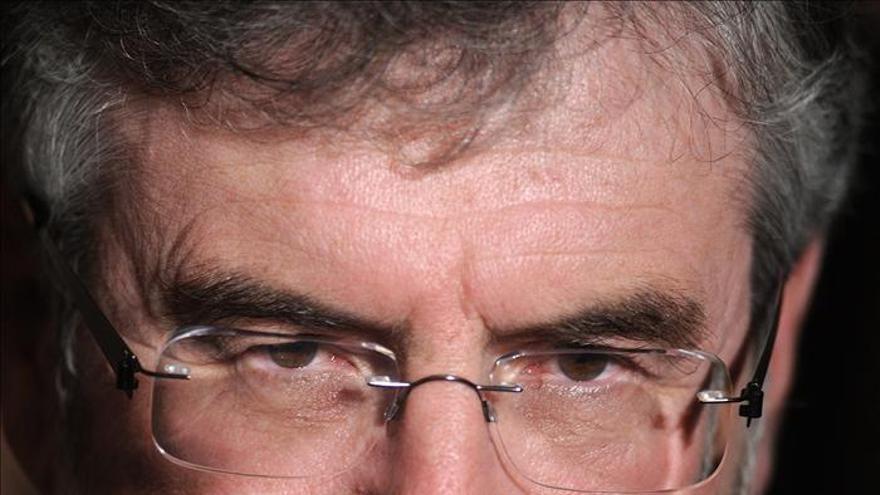 Gerry Adams, apenado por la muerte de Price, miembro histórico del IRA