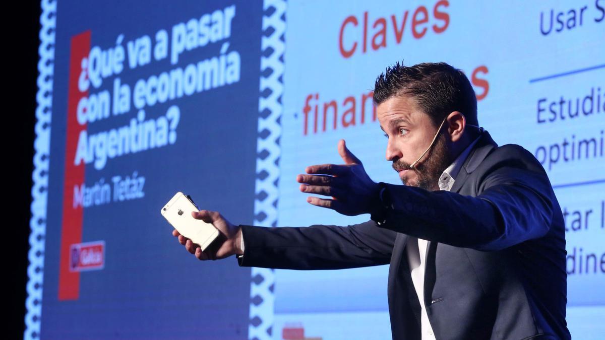 Martín Tetaz, de columnista a candidato