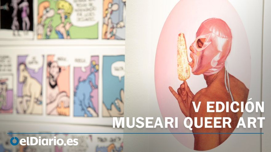 Museari Queer Art.