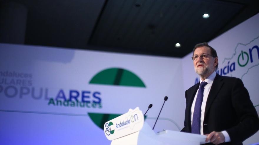 """Rajoy desea """"éxito"""" a Trump y traslada la intención de España de mantener la misma """"magnífica relación"""" que hasta ahora"""