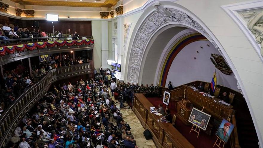 La Constituyente adelanta a octubre las elecciones de gobernadores en Venezuela