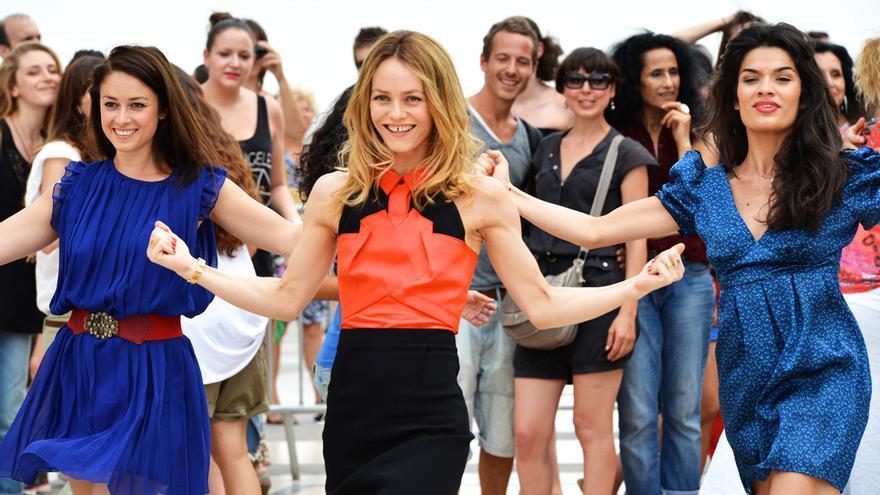 Fotograma de la película 'French Women'
