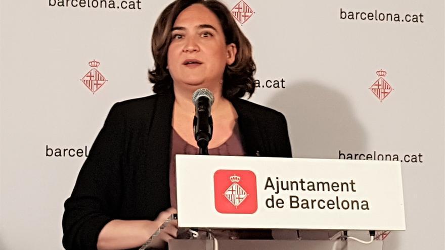 El Gobierno de Colau prepara un acto conmemorativo del atentado de agosto en Barcelona