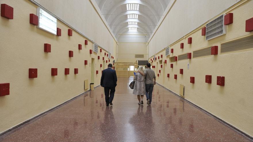La reclusa recurrió al Ararteko ante la imposibilidad de ver a sus hijos / Foto: IREKIA
