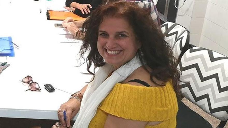Aurelia Vera, destacada activista feminista de Fuerteventura y galardonada con el premio Meninas.