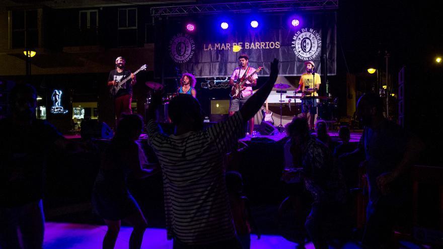 """""""Mar de Barrios"""" en la última edición de La Mar de Músicas"""