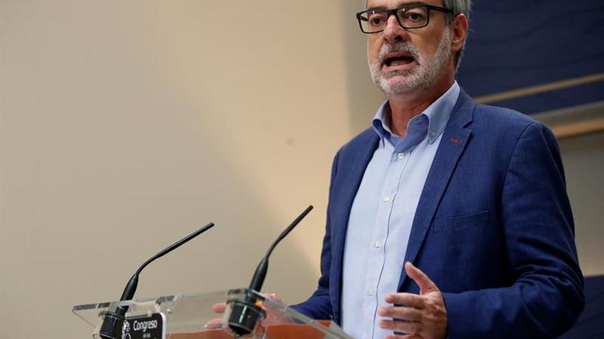 Ciudadanos pide al PSOE que explique su rechazo a propuesta sobre Cataluña